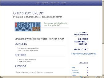 Ohio Structure Dry Home Page